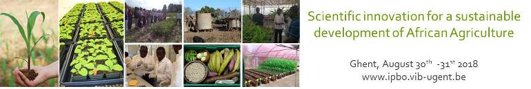 Scientific innovation for a sustainable development of African agriculture